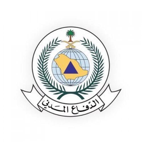 الدفاع المدني: إصابة مدنيين اثنين إثر تناثر شظايا الصاروخ الباليستي الذي أطلقته مليشيا الحوثي على الرياض
