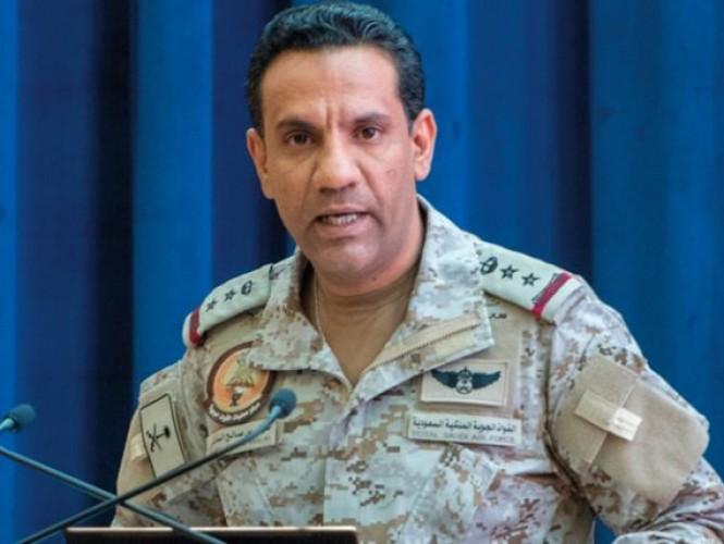 المالكي: عدد الصواريخ الباليستية المطلقة على المملكة العربية السعودية من ميليشيا الحوثي قد وصل الى 307 صاروخاً .