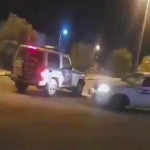 الجهات الأمنية تلقي القبض على شاب عشريني بسبب هذا الفديو المصور