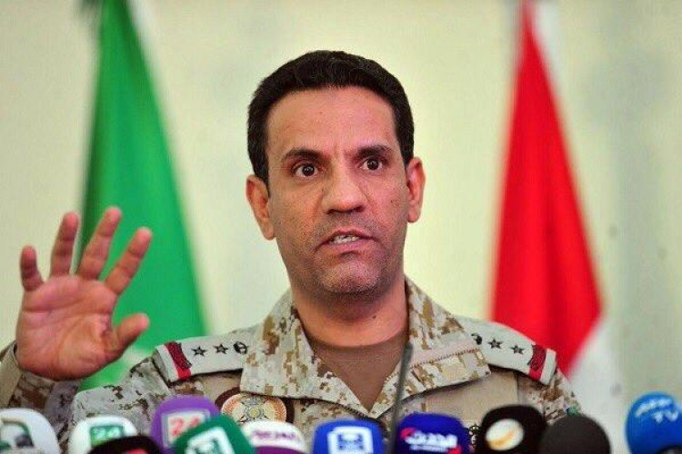 التحالف يعترض ويسقط طائرات بدون طيار مسيّرة أطلقتها المليشيا الحوثية الإرهابية المدعومة من إيران باتجاه السعودية.