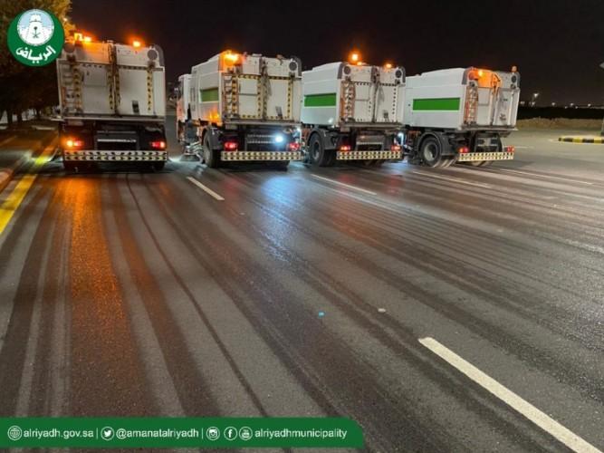 ماذا يحدث لشوارع الرياض خلال فترة منع التجول؟.