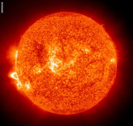 """الشمس تدخل مرحلة """"النشاط الأدنى"""".. هل تشهد الأرض عصرا جليديا؟"""
