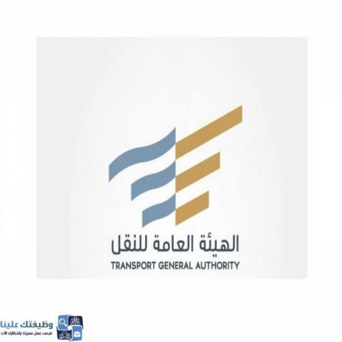 الهيئة العامة للنقل تعلن عن توفر 7 وظائف للرجال والنساء عبر تمهير