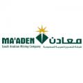 شركة التعدين العربية السعودية توفر وظيفة فنية لحملة الدبلوم فما فوق